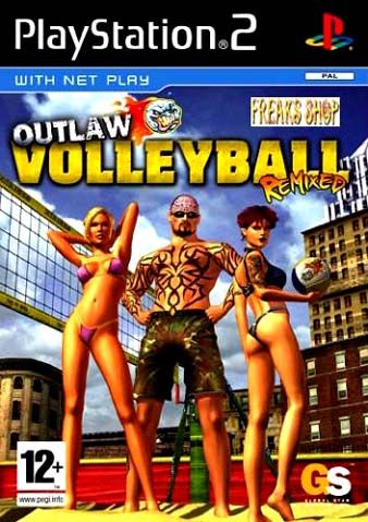 PS2 Outlaw Volleyball Remixed