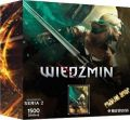 SPW Puzzle Witcher Series 2 - Ciri  -1500 Teile-