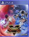 PS4 Street Fighter 5  Champions Edition  (13.02.20)