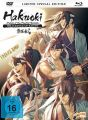 Blu-Ray Anime: Hakuoki - The Movie 1  L.E.  Mediabook-  (BR + DVD)  2 Discs  Min:92+96/DD5.1/WS