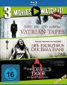 Blu-Ray 3 Movies - Exorzismus der Emma Evans, Der & The Vatican Tapes, The & At the Devil's Door