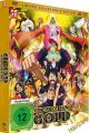 Blu-Ray One Piece 12  GOLD  Limited Collectors Edition  (BR + DVD)    -3D/BR + BR + DVD-  3 Discs
