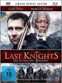 Blu-Ray Last Knights - Die Ritter Ritter des 7. Ordens  Limited Collectors Edition -Mediabook- (BR + DVD)  2 Discs  Min:115/DD5.1/WS
