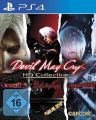 PS4 Devil May Cry  HD Collection  -Remastered-