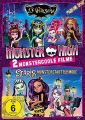 DVD Monster High - 13 Wuensche & Scaris  -Doppelset-  2 DVDs  (14.03.19)