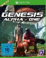 XB-One Genesis Alpha One  (28.01.19)