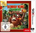3DS Donkey Kong Country: Returns  3D  SELECTS