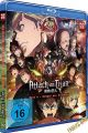 Blu-Ray Anime: Attack on Titan 2 - Fluegel der Freiheit  Min:121/DD/WS