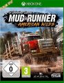 XB-One Spintires: MudRunner  American Wilds Edition  (22.10.18)
