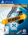 PS4 Steep  X Games Gold Edition