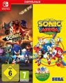 Switch 2 in 1: Sonic Double Pack - Sonic Mania Plus + Sonic Forces