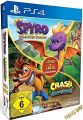PS4 2 in 1: Spyro & Crash  Bundle