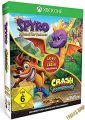 XB-One 2 in 1: Spyro & Crash  Bundle