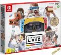 Switch LABO Toy-Con 04 VR-Set-Basispaket (Toy-Con-VR-Brille + Toy-Con-Blaster)