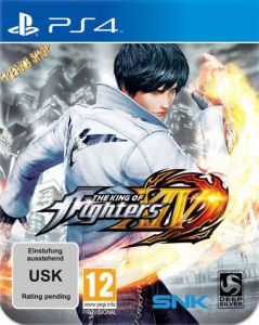 PS4 King of Fighters 14