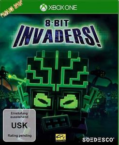 XB-One 8 Bit Invaders  (19.12.18)