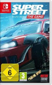 Switch Super Street - Racer  -The Game-