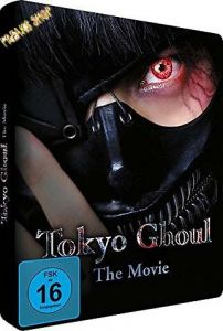 Blu-Ray Anime: Tokyo Ghoul - The Movie  Limited Edition  -SB-  Steelcase  Min.:120