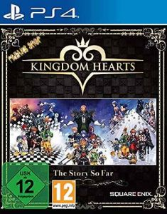 PS4 Kingdom Hearts - The Story So Far  Collection 1.5+2.5+2.8