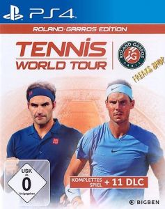 PS4 Tennis World Tour  Roland Garros Edition