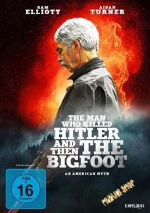 DVD Man who Killed Hitler and then the Bigfoot, The  Min:94/DD5.1/WS
